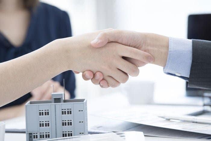 不動産売却の仲介契約の締結
