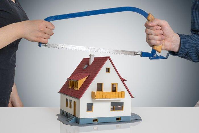 不動産は財産分与の対象