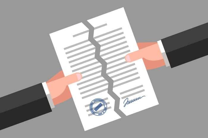 契約期間と更新及び中途解除について