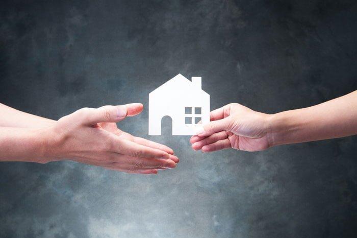 不動産売却と贈与税